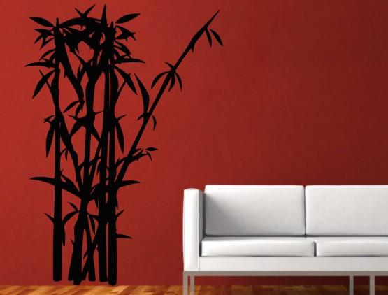 Vinilo De Palos De Bambu Vd Mod 0024 Vinila Design - Palos-de-bambu