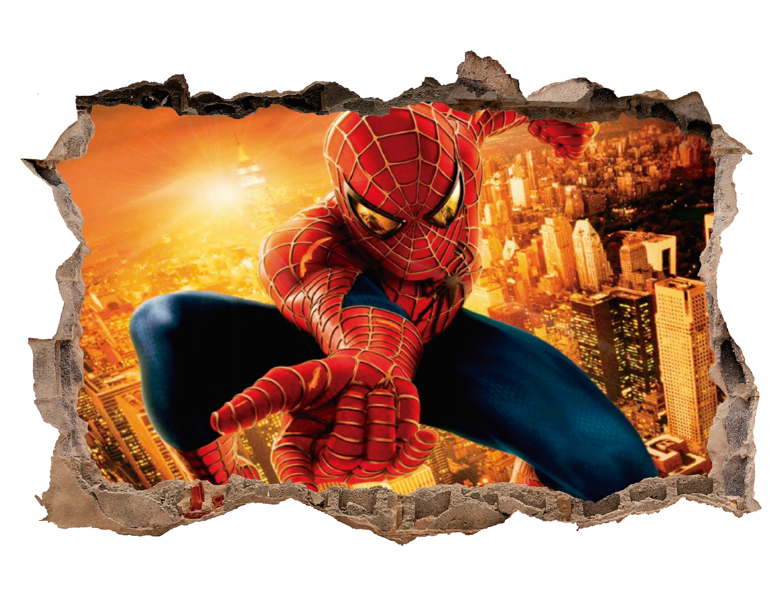 VD-MUR-0011 SPIDERMAN